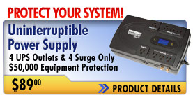 uninterruptible power supply on sale