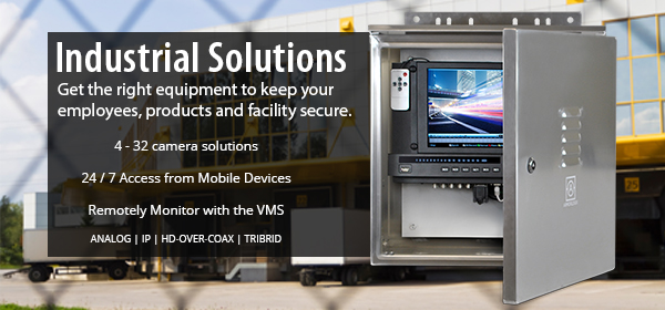 Discount Commercial & Industrial Security Solutions