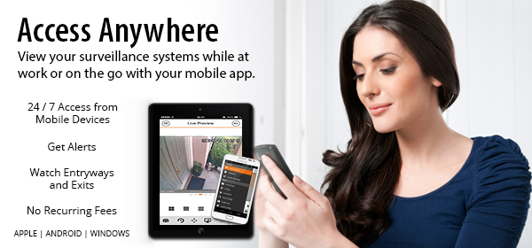 Access Anywhere Mobile App Security Solutions
