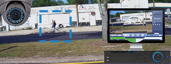Smart Search Features for Surveillance Video