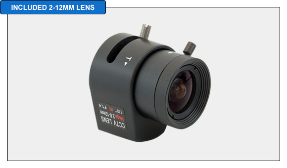 Included Lens