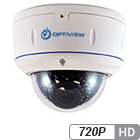 1 Megapixel DST1DIVA Vandal Proof IR HD-over-Coax Dome Camera
