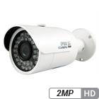 2 Megapixel HDB2M Bullet Camera for IP / Network Surveillance Systems