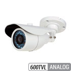 600TVL Outdoor Analog Infrared Bullet Camera