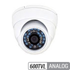 600TVL Analog Infrared Dome Camera