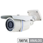 700TVL Analog Varifocal Bullet Camera