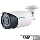 1 Megapixel DST1BIV HD-over-Coax Vandal Proof IR Bullet Camera