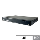 8 Channel 4K NVR with 8 embedded PoE ports