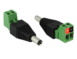 power pigtail connector