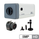 2-12mm C-Mount IP/Network Camera Kit