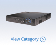 NVRs for IP / Network security systems