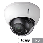 2 Megapixel / 1080P HD-over-Coax Vandal Resistant Armor Dome Camera
